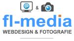 Firmenlogo fl-media Webdesign Osnabrück
